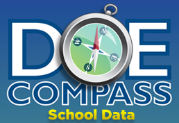 DOE compass School Data icon